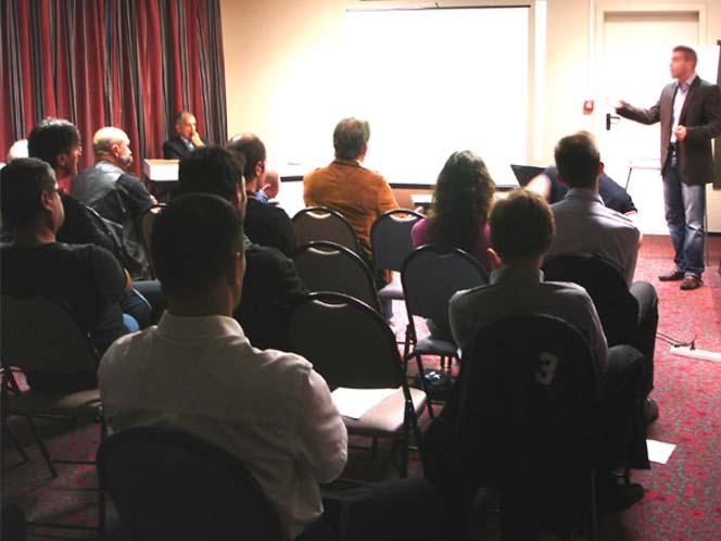 Succès de la réunion de rentrée des Identitaires d'Auvergne dans Actualites salle2